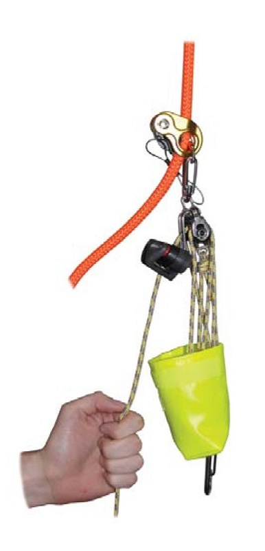 Casualty Pick-Off Hoist