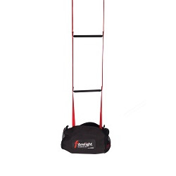 Fibrelight Ladder - Red/Black