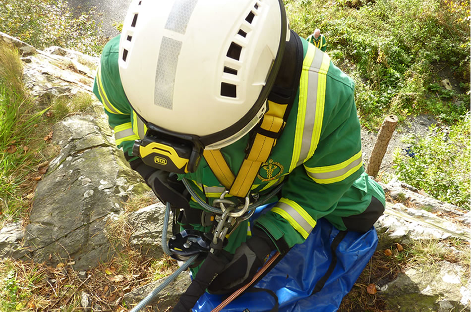 Hazardous Area Response Team Safe Work at Height and Rescue Training Course