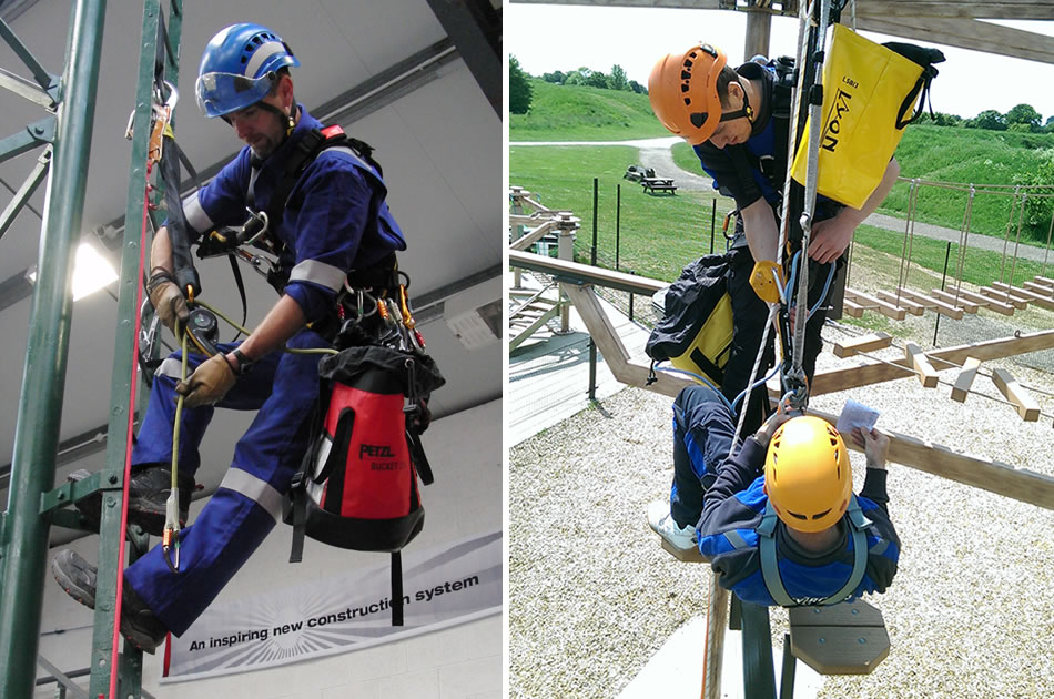 Pick Off Rescue Training Courses