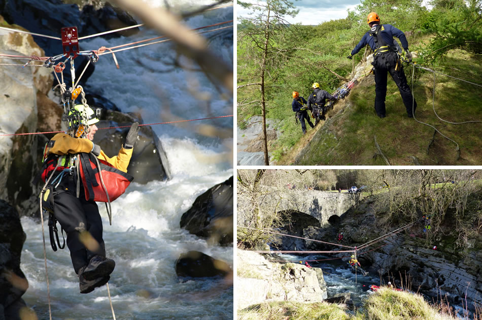 Rope Rescue Instructor Training Courses